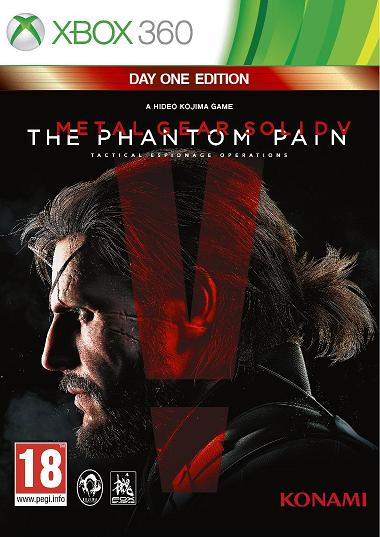 Metal Gear Solid 5: The Phantom Pain (X360)