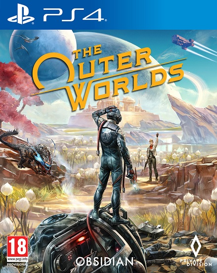 The Outer Worlds (PL!) (PS4)