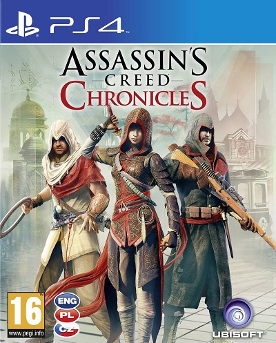 Assassin's Creed Chronicles (PL!) (PS4)