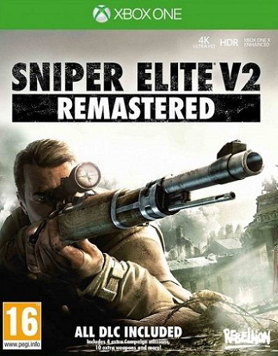 Sniper Elite V2 Remastered (XBO)