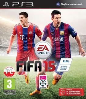 Fifa 15 (PL!) (PS3)