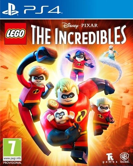 LEGO Iniemamocni (PL!) (PS4)