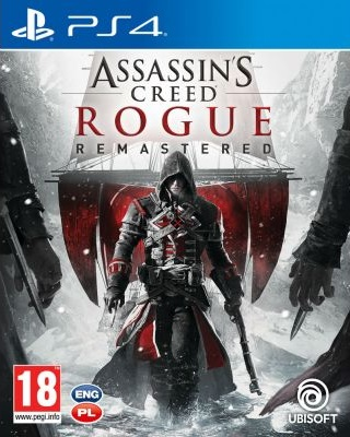 Assassin's Creed Rogue (PL!) Remastered (PS4)