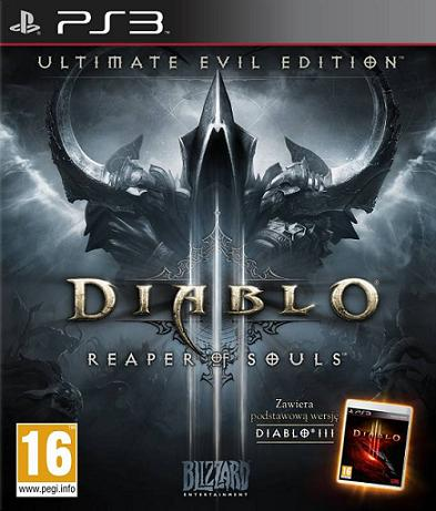 Diablo 3 (PL!) Ultimate Evil Edition (PS3)