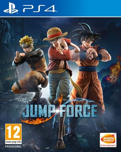 Jump Force (PL!) (PS4)