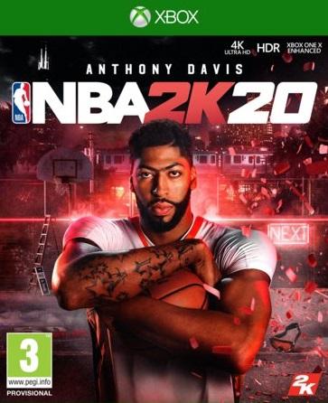 NBA 2K20 (XBO)