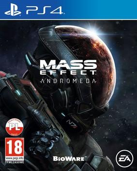 Mass Effect Andromeda (PL!) (PS4)