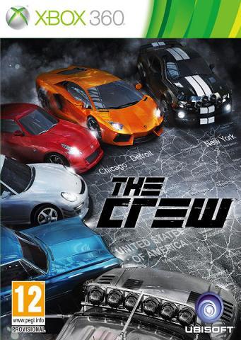 The Crew (PL!) (X360)