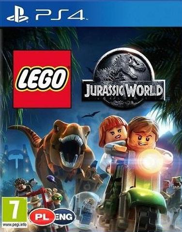 LEGO Jurassic World (PL!) (PS4)
