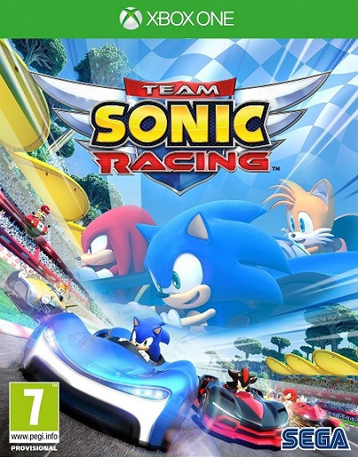 Team Sonic Racing (PL!) (XBO)