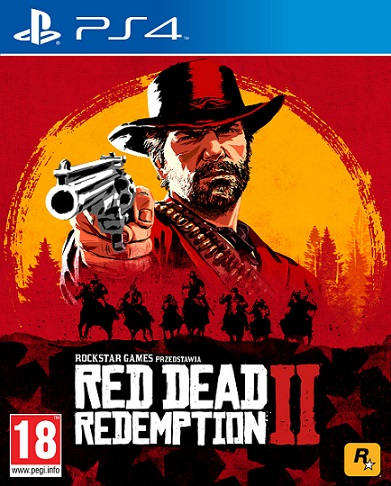 Red Dead Redemption 2 (PL!) +DLC (PS4)