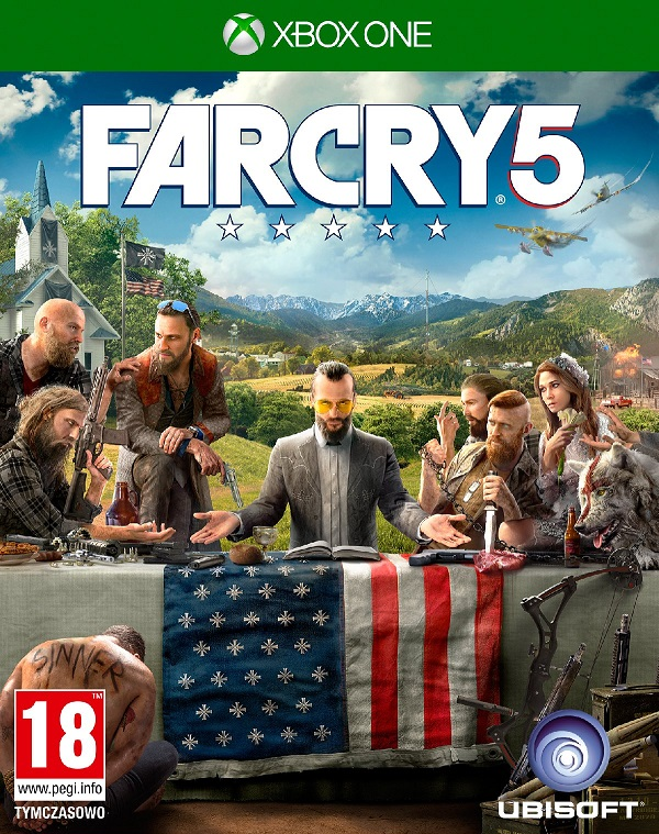 Far Cry 5 (PL!) +DLC (XBO)
