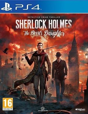 Sherlock Holmes: The Devil's Daughter (PL!) (PS4)