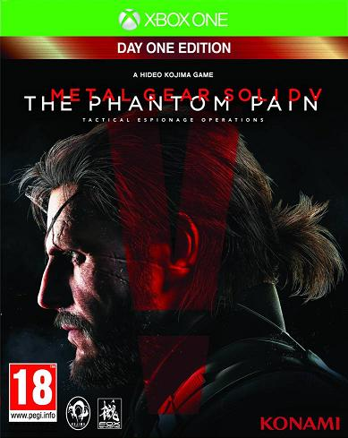 Metal Gear Solid 5: The Phantom Pain (XBO)