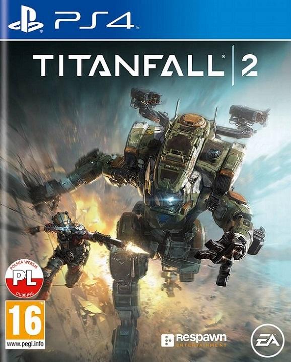 Titanfall 2 (PL!) +DLC (PS4)