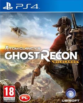 Tom Clancy's Ghost Recon: Wildlands (PL!) +DLC (PS4)