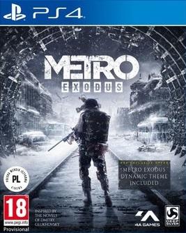 Metro Exodus (PL!) (PS4)
