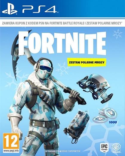Fortnite (PL!) Zestaw Polarne Mrozy (PS4)