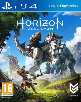 Horizon Zero Dawn (PL!) (PS4)
