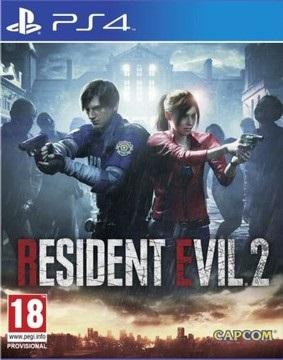 Resident Evil 2 (PL!) (PS4)