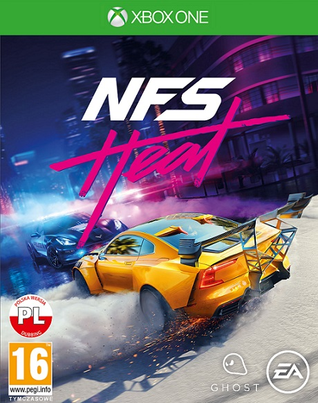 Need For Speed: Heat (PL!) (XBO)