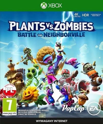 Plants vs. Zombies Bitwa o Neighborville (PL!) (XBO)