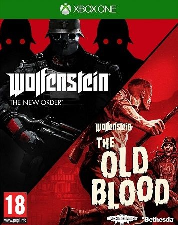 Wolfenstein Collection (PL) (XBO)