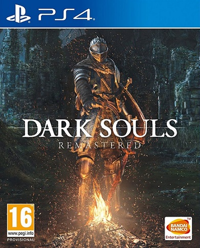 Dark Souls (PL!) Remastered (PS4)