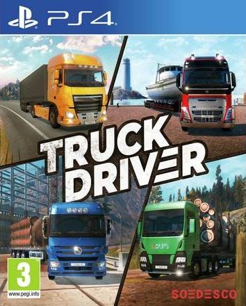 Truck Driver (PL!) (PS4)