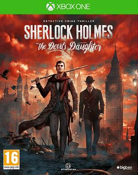 Sherlock Holmes: The Devil's Daughter (PL!) (XBO)