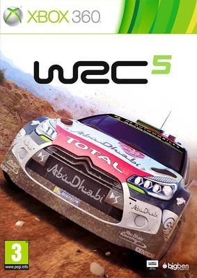 WRC 5 (X360)