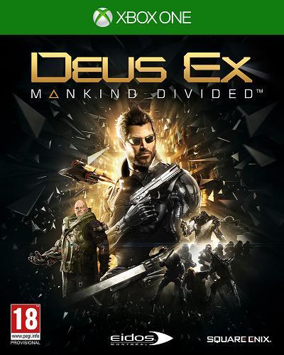 Deus Ex Rozłam Ludzkości (PL!) (XBO)