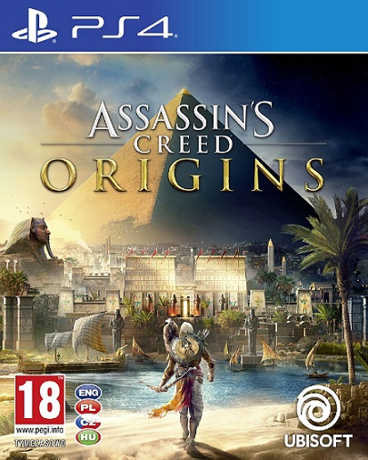 Assassin's Creed Origins (PL!) (PS4)