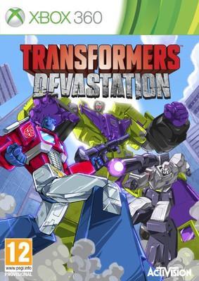 Transformers: Devastation (X360)