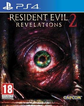Resident Evil Revelations 2 (PS4)