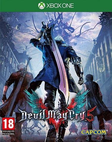 Devil May Cry 5 (XBO)