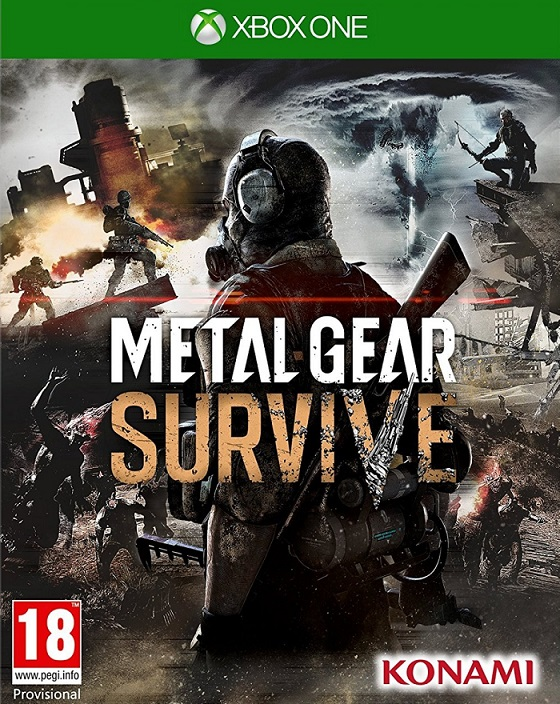 Metal Gear Survive (XBO)
