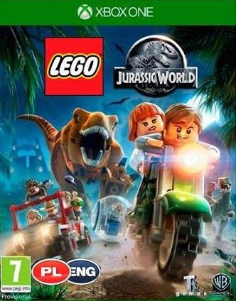 LEGO Jurassic World (PL!) (XBO)