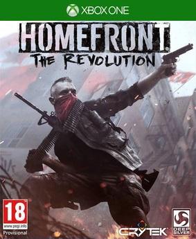 Homefront The Revolution (PL!) +DLC (XBO)