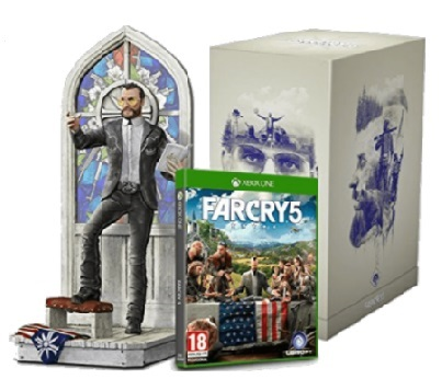 Far Cry 5 (PL!) THE FATHER EDITION (XBO)