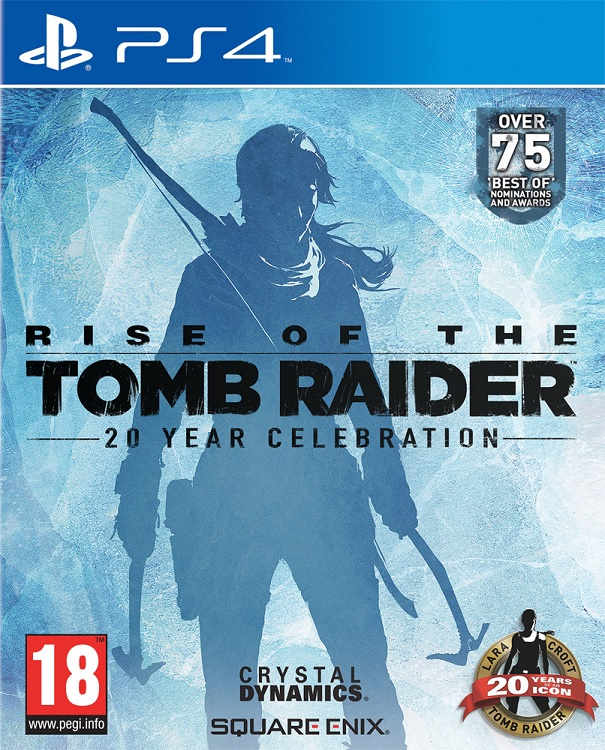 Rise of the Tomb Raider - 20 Year Celebration (PL!) (PS4)