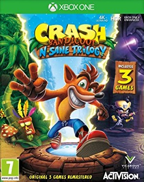 Crash Bandicoot N. Sane Trilogy (XBO)