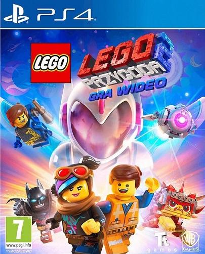 LEGO Przygoda 2 gra wideo (PL!) DUBBING (PS4)