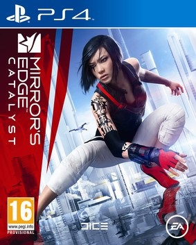 Mirror's Edge Catalyst (PL!) +DLC (PS4)