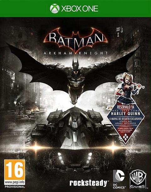 Batman Arkham Knight (PL!) +DLC (XBO)