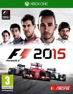 F1 2015 - Formula 1 (XBO)