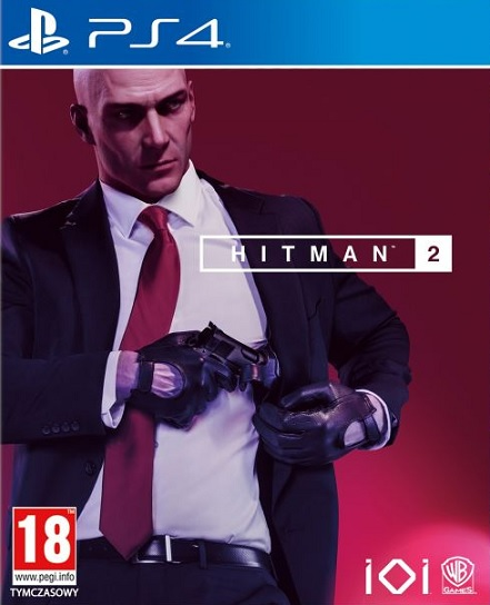 Hitman 2 (PL!) (PS4)