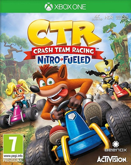 Crash Team Racing Nitro-Fueled (XBO)