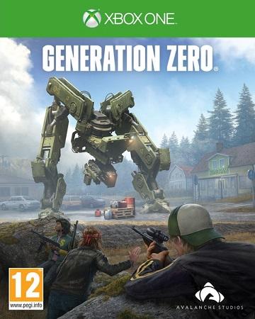 Generation Zero (PL!) (XBO)
