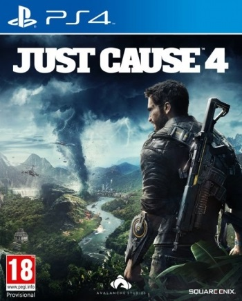 Just Cause 4 (PL!) (PS4)